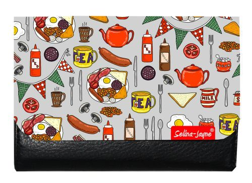 Selina-Jayne English Breakfast Limited Edition Designer Small Purse